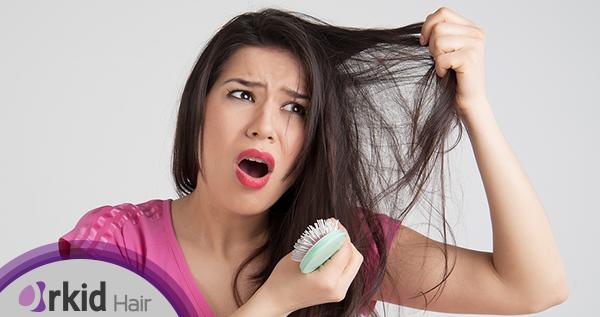 زراعة الشعر للمرأة